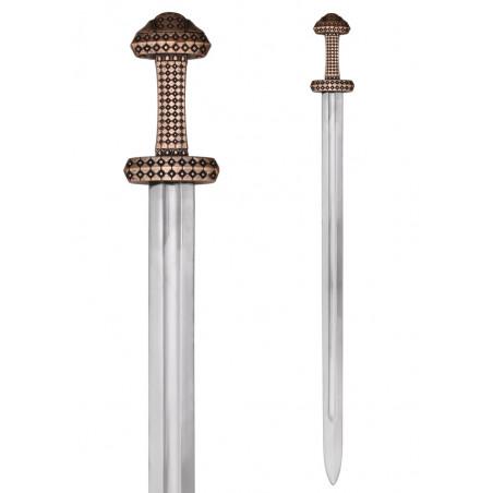 Épée Viking avec poignée en Bronze