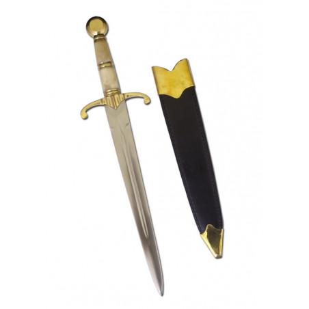 Dague de Guinegate de la fin du Moyen Age