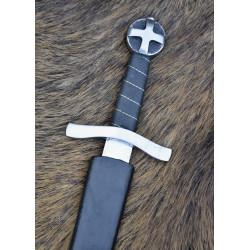 Dague de croisé avec fourreau