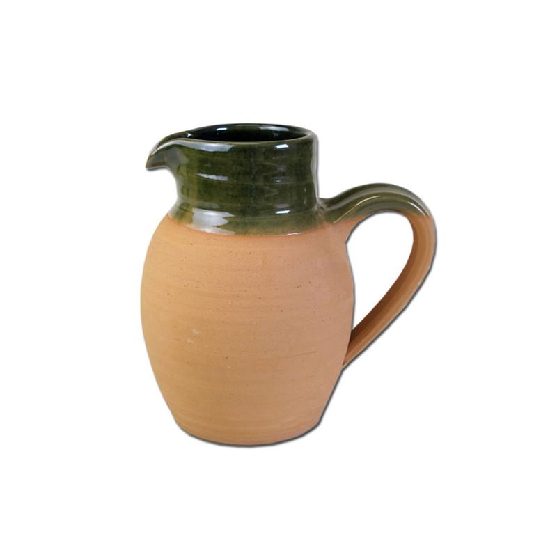 Pot à vin historique d'argile, 1l