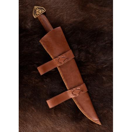 Dague viking avec fourreau