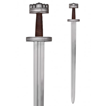 Épée viking, fin du 9e s., version combat