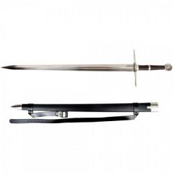 Épée en acier de Sorceleur