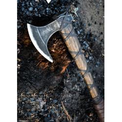Vikings - Hache de Ragnar Lothbrok - Prêt au combat