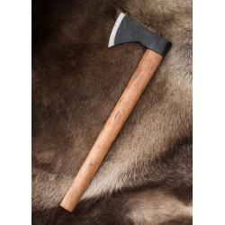 Hache viking du 9ème siècle fonctionnelle
