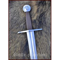 Épée médiévale à une main,...