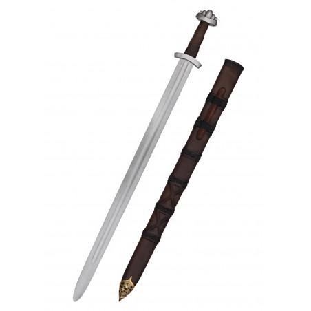 Épée Viking avec fourreau, 10e siècle, version régulière
