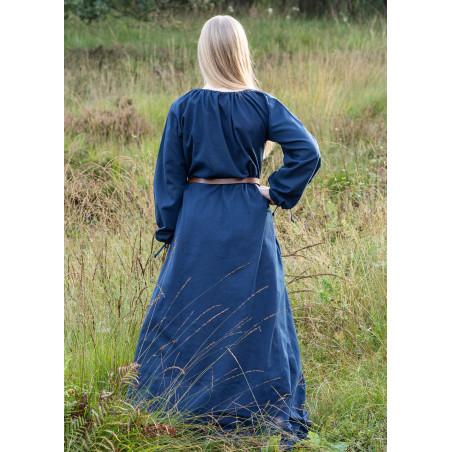 Robe médiévale Ana Bleue