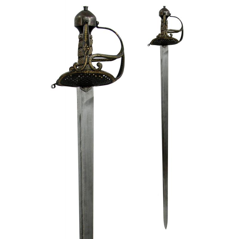 Épée d'Oliver Cromwell