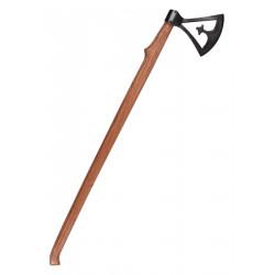 Hache croisée viking de...