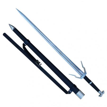 Epée en Argent runique de Sorceleur