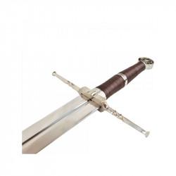 Pack 2 épées de Sorceleur école du Loup