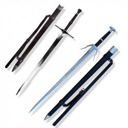 Pack 2 épées de Geralt de Riv