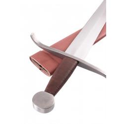 Épée de chevalier à une main XVème