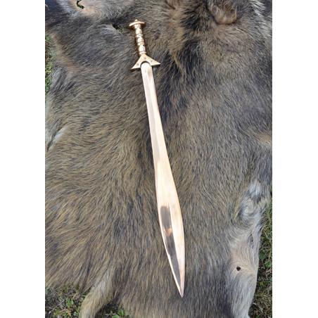 Épée celtique en bronze