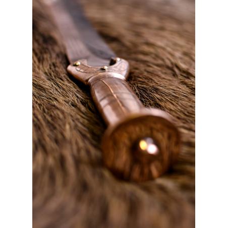 Épée courte celtique en bronze