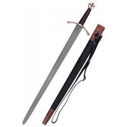 Épée de templier