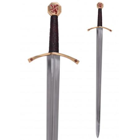 Épée de Robert de Bruce à une main avec fourreau
