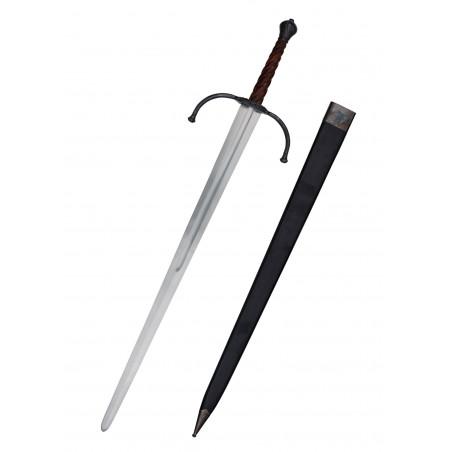 Épée à deux mains de la fin du Moyen Âge, pour combat de démonstration, SK-C
