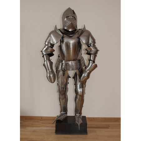 Armure de la fin du Moyen Âge