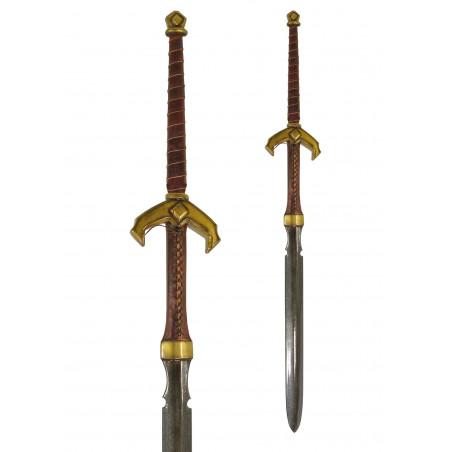 Baal, épée à deux mains