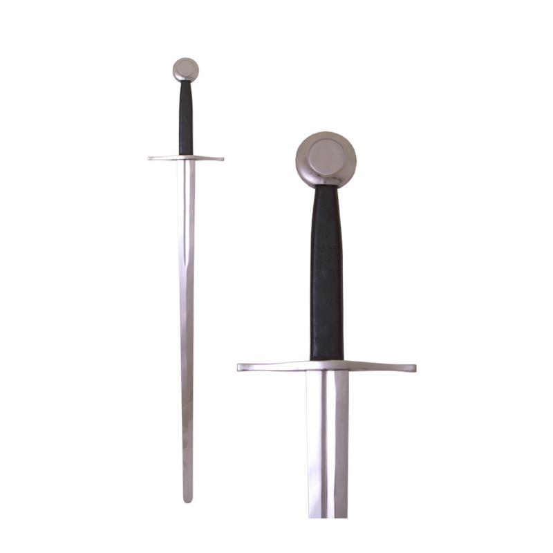 Épée à une main et demi, de combat