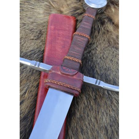Epée à une main et demie avec fourreau , XVe siècle, édition régulière