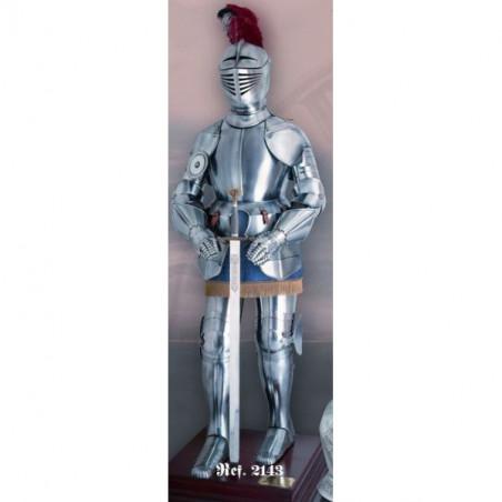 Armure XVI 190 cm