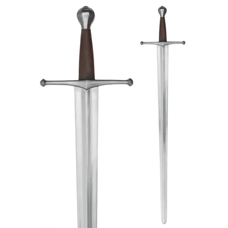 Épée médiévale Allemande, prête au combat