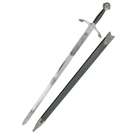 Épée décorative médiévale