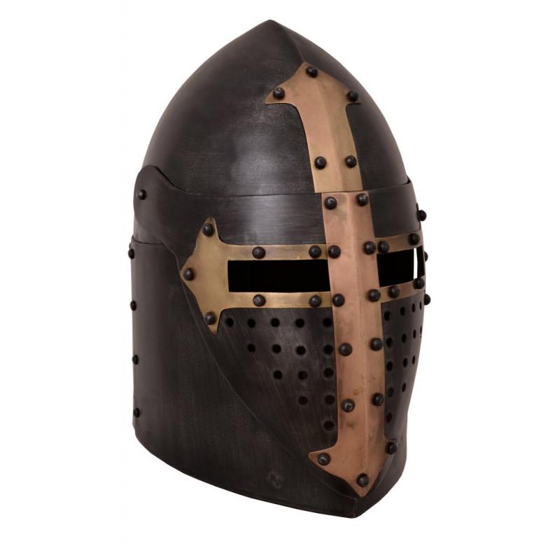 Heaume de croisé du XIVème siècle
