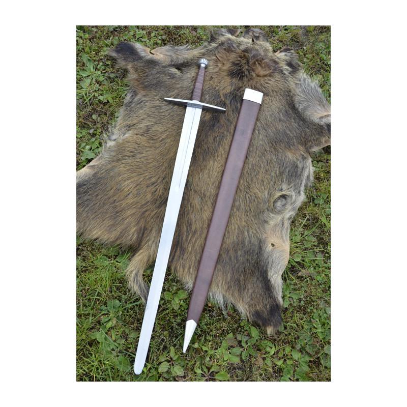 Longue épée avec fourreau