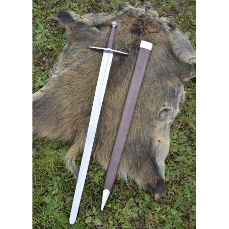 Longue épée avec fourreau Prête au combat