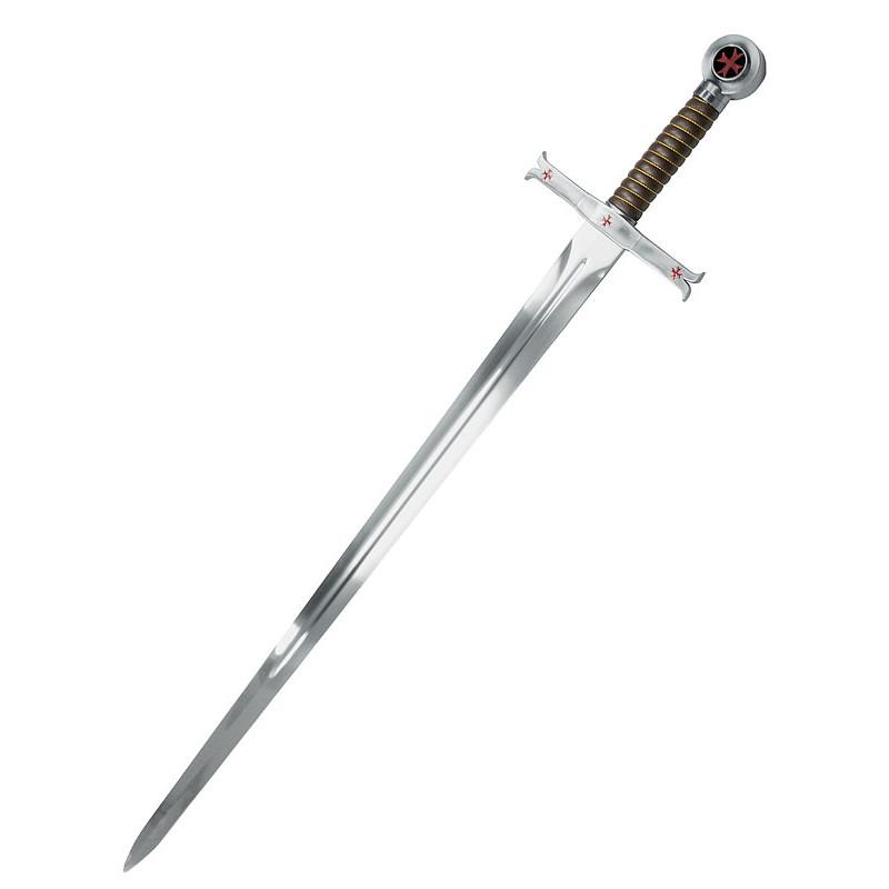 Épée Templière Jacques de Molay